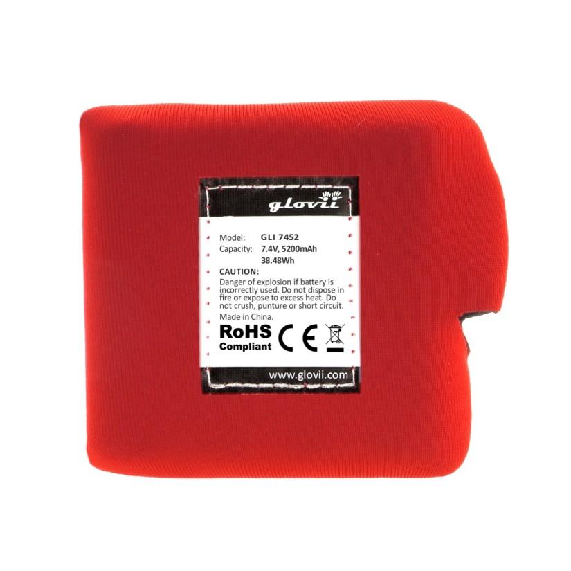 Batterie pour veste chauffante, GLI7452