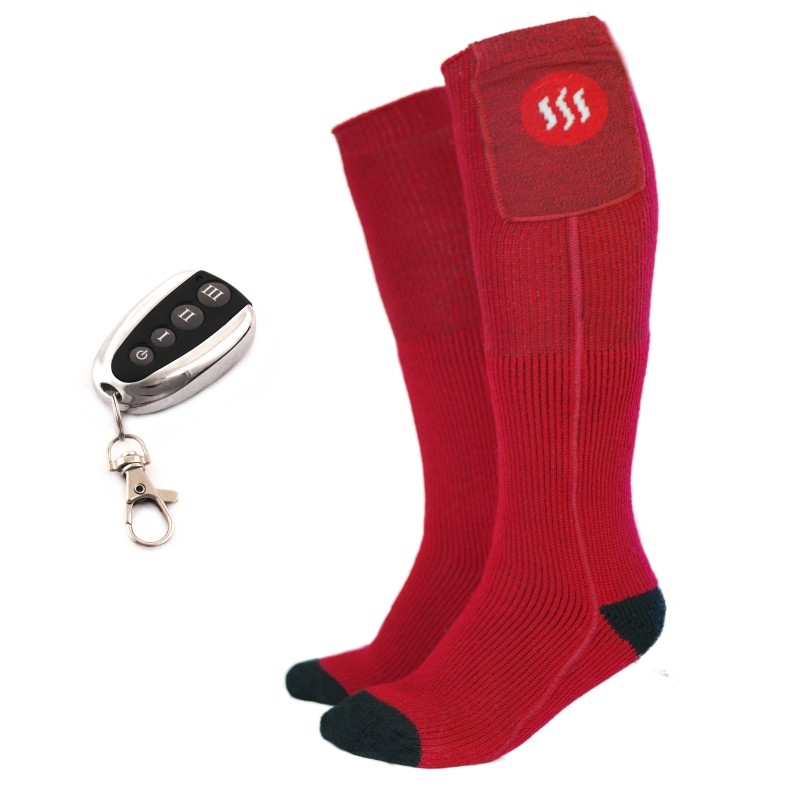 Heated socks with remote, GQ3